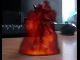 шедоу в огне