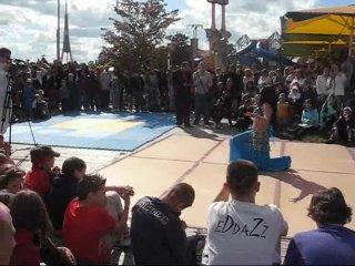 Teona Kituashvili Vostocnij tanec