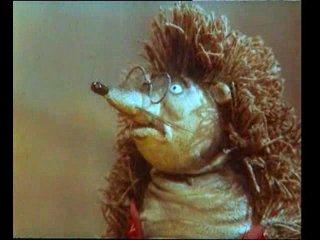 Ежик должен быть колючим? (про кудрявого ежика - выпуск 1 из 3) 1990 Мультфильм СССР