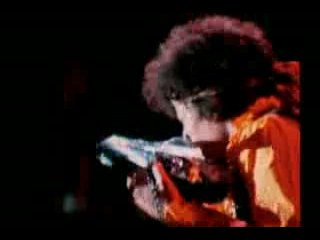 Jimi Hendrix - Hey Joe (и фирменное исполнение соло на гитаре...языком))(или зубами)