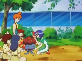 Покемоны сезон 1 серия 26