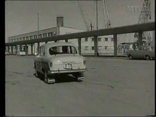 Moskvitch 407 Москвич советская реклама