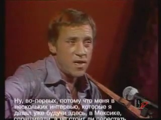 YouTube - Высоцкий - Охота на волков