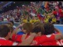 Россия - Швеция 2:0
