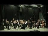 Участие в записи камерно-симфонического орк.