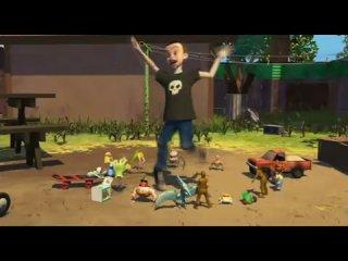 The Dark Knight Trailer Recut - Toy Story 2