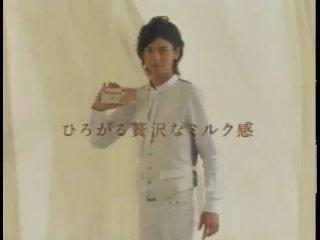 Hiro mizushima - comercial - galletas