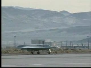 Ударный БПЛА X-47A/B UCAV (США)