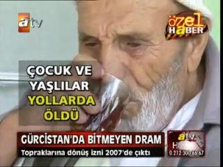 Ahiskalilar ATV de / Турки из Ахыски на ATV