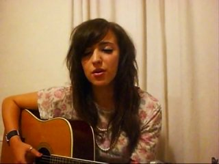 Kate McGill - Misguided Ghosts - Paramore (Cover)
