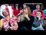 Музыкальный ринг НТВ. Супербитва «Воровайки» против «Лесоповала».27.11.2010