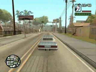 Grand Theft Auto - San Andreas/Прохождение/Миссия 4 - Криминальный район