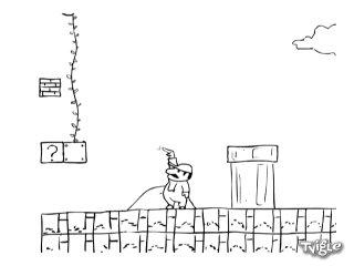 Хрус Тим Mario vs PacMan