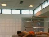 Мистер Бин решает посетить бассейн