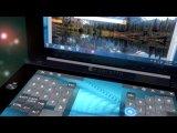 Toshiba Libretto W100   Dual-Screen Concept Laptop Video