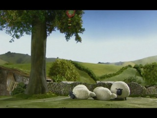 Shaun the Sheep \ Барашек Шон 1 сезон 11 серия - The Kite