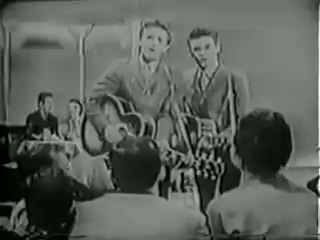 The Everly Brothers - Wake Up Little Susie/Should We Tell Him