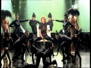 Mylene Farmer - Oui mais non main (Live @ NRJ Music Awards 2011)