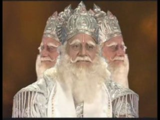 Вишну Пурана / Vishnu Puran (2003) 1 серия