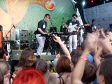 Metronomy: 01 - Nights Intro, 02 - My Heart Rate Rapid (Live at Afisha Picnic Festival 2010)