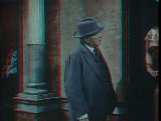 Дом восковых фигур 3D [1953] (анаглиф)