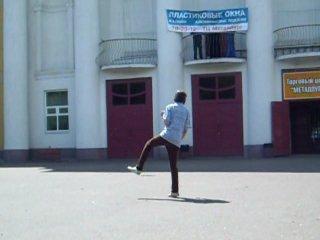 Челкастый  танец)