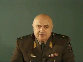 Генерал-майор К.П. Петров о библии