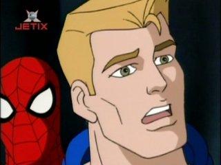 Человек-паук 1994 года (Сезон 5, Серия 12)