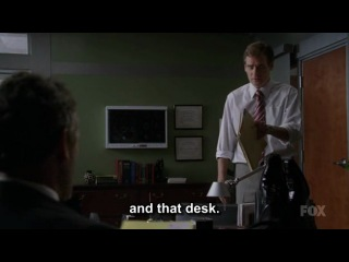 House \ Доктор Хаус S07E08 Small Sacrifices [english subtitles]