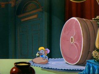 Том и Джерри- Два мышкетера (Hanna and Barbera/MGM cartoons) 65 эпизод