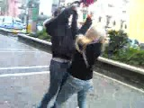 BALLETTO CON L'OMBRELLO xD