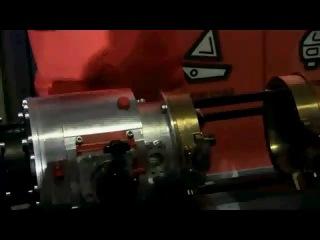 Роторно-лопастной двигатель ё-мобиля