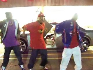 CRANK dance Soulja Boy
