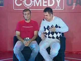 Comedy Club - Дуэт имени Чехова - Отец и сын (Девок чпокаешь... )