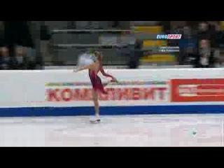 Ксения Макарова Чемпионат Европы 2011