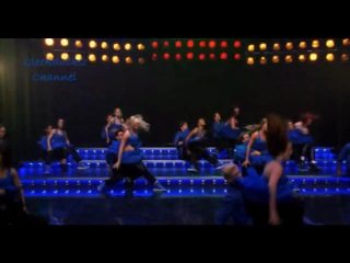 Glee Cast (Jonathan Groff) - Another One Bites The Dust 1.21