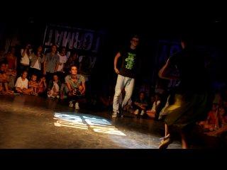 Dancing Village. Trash battle. Юра Мальков