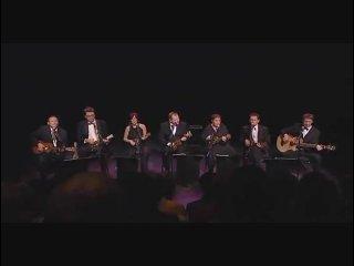 Ukulele Orchestra of Great Britain - Hard to Handle