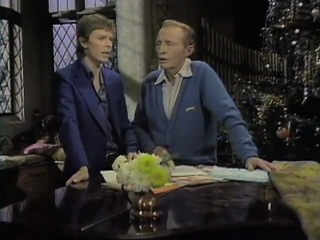 David Bowie And Bing Crosby - The Little Drummer Boy / Peace On Earth