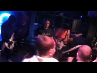 """Шумовая завесА 4 Декабря.2010г Концерт Рок Атака - """"Трибьют Сектор Газа"""