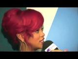 Rihanna interview on KIIS 100