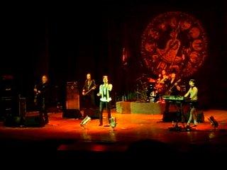 концерт Лакримозы 8 июня 2010 в Екатеринбурге