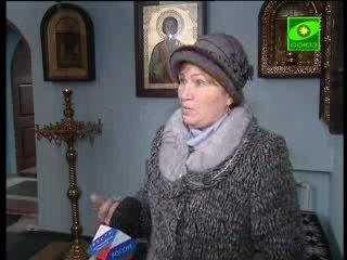Чудо. Явление Пресвятой Богородицы в с. Бирючья Коса Астраханской области