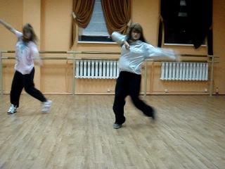 Таня Гайдар Hip-Hop (19.12.2010г.)