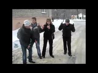 Хард басс г.Липецк  ребята не судите строго первый раз танцевали его