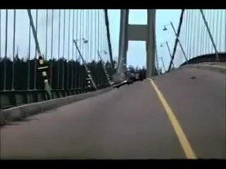 Обрушение Такомского Моста. 1940.