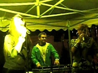 JMINA PLAY IN PREMIUM CLUB ( OPEN AIR MEGADANCE ) PART 1
