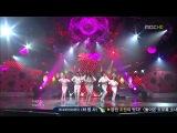 After School - KARA - SNSD - Diva Legend (on MC 100220)