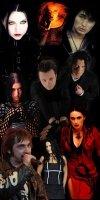 Evanescence, EPICA, Nightwish, Ozzy Osbourne, WASP, Within Temptation, Агата Кристи, Алиса, Кино, Король и Шут, ЛИНДА, ПилОт, Сплин.