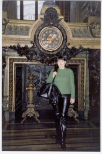 Ольга Кувшинова, 11 июня 1971, Москва, id15845903